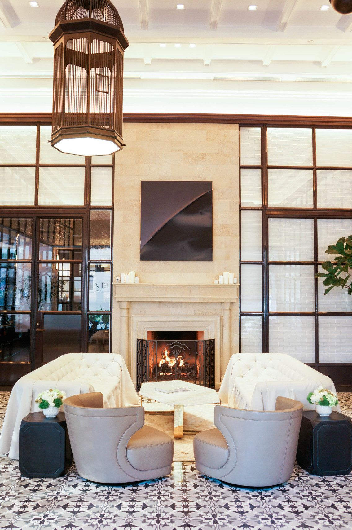 The Coolest Hotel In San Diego: The Pendry Hotel