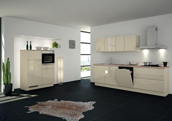 Stunning Magnolia Hochglanz Küche Photos - House Design Ideas ...