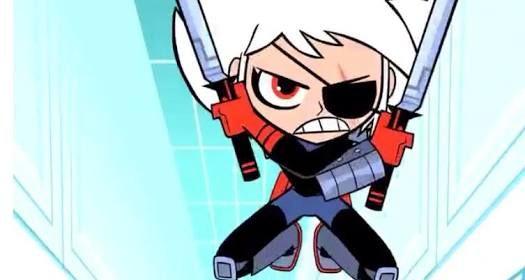 Surf n Turf Raven   Teen Titans Go! videos   Cartoon Network