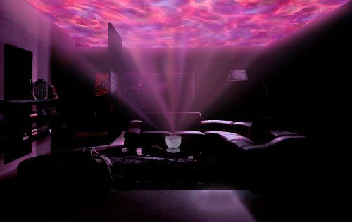 Dreamwave soothing relaxing ocean wave projector led night light dreamwave soothing relaxing ocean wave projector led night light with built in stereo speakers led bulbs 3 colors water wave led ceiling projector for mozeypictures Choice Image