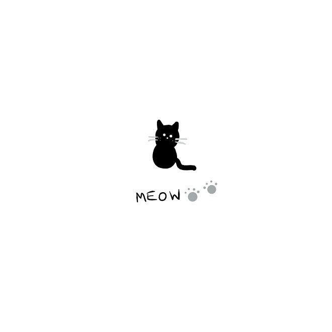 "music and muffins on Instagram: ""😼 #art #animal #cat #create #comic #cartoon #cute #craft #doodle #daily #digital #draw #feline #halloween #illustration #kawaii #october…"""