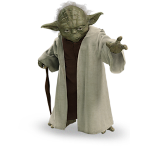 Yoda image - vector clip art online, royalty free & public domain