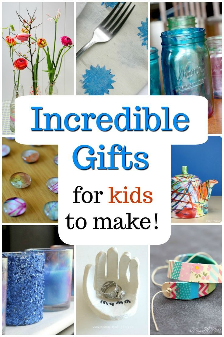 45 Gorgeous Gifts Kids Can Make How Wee Learn Christmas Presents For Kids Presents For Kids Learning Christmas Gifts