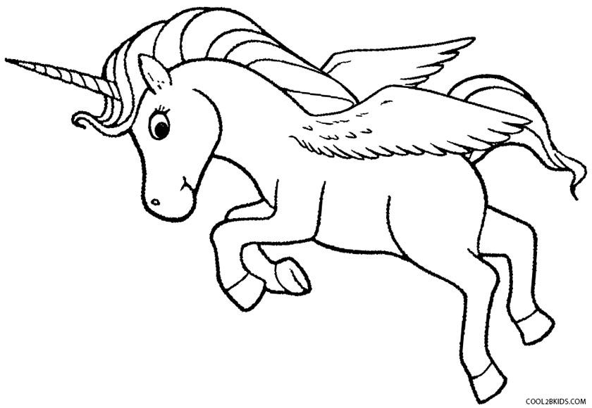 Pegasus Coloring Pages Fairy Coloring Pages Unicorn Coloring