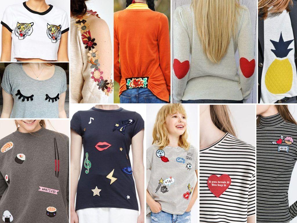 Descubre cómo hacer camisetas originales | Pinterest | Hacer ...