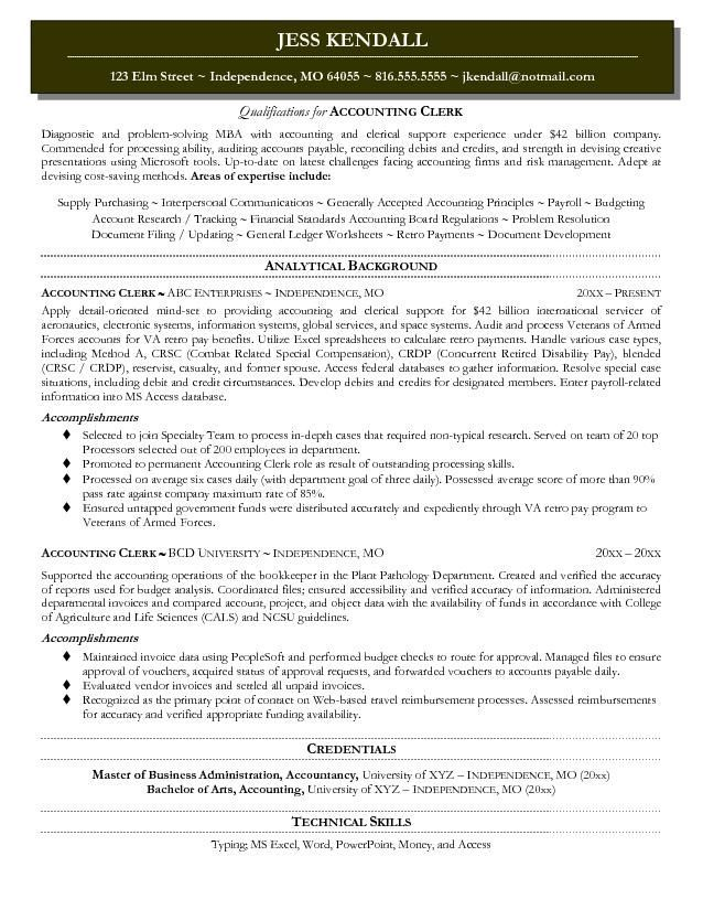 Resume With Objective Sample 12 Accounting Resume Objective  Riez Sample Resumes  Getting A .