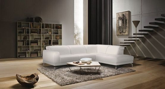 Natuzzi Italia Quadro Sectional | Ambiente Modern Furniture