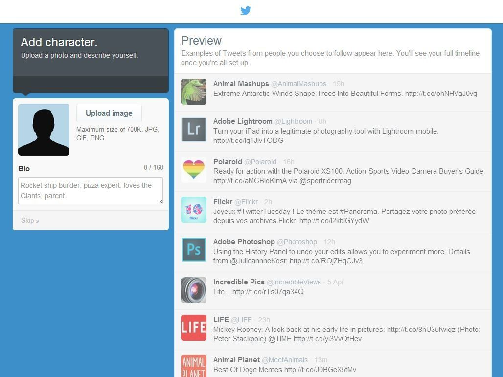 Twitter's new profiles - everything you need to know