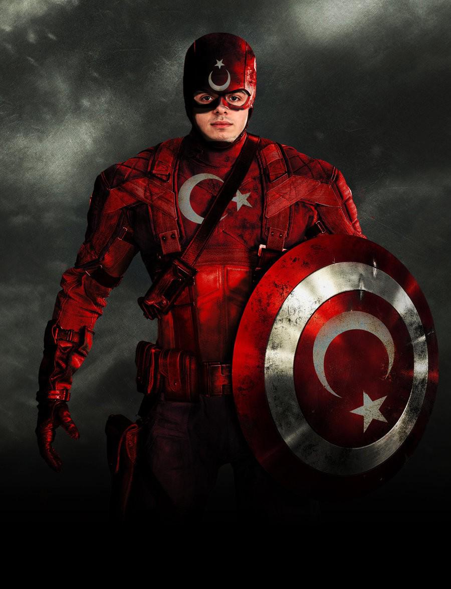 Captain Turkey games globaloffensive CSGO