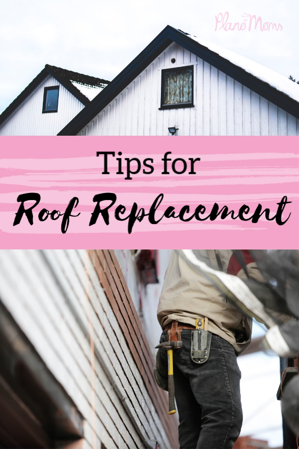 Steps To Get Your Roof Replaced Roof Aluminum Roof Roof Coating