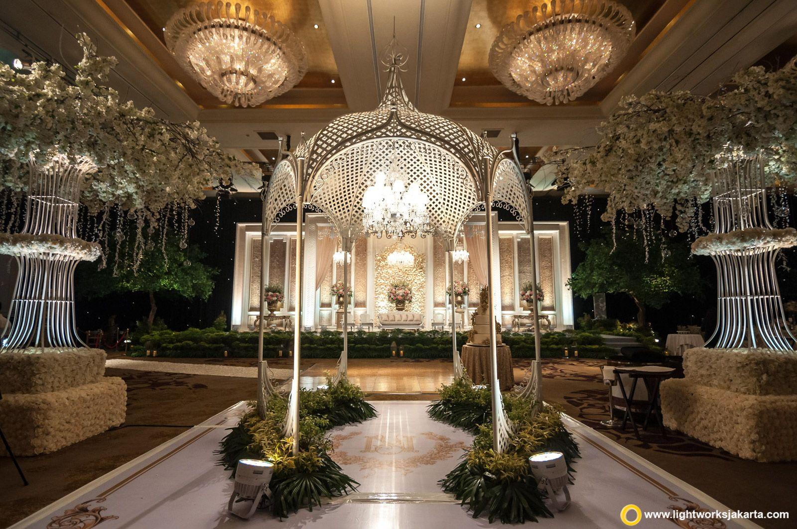 Nicholas and Yoscefine wedding reception Venue at Hotel