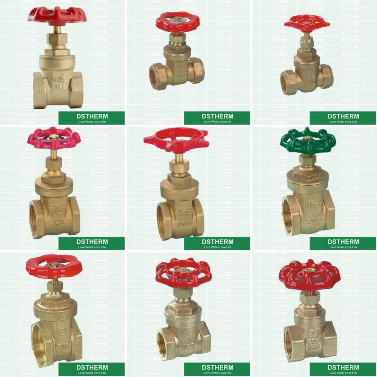 Material common brass cw617n dzr cw602n cz132 etc
