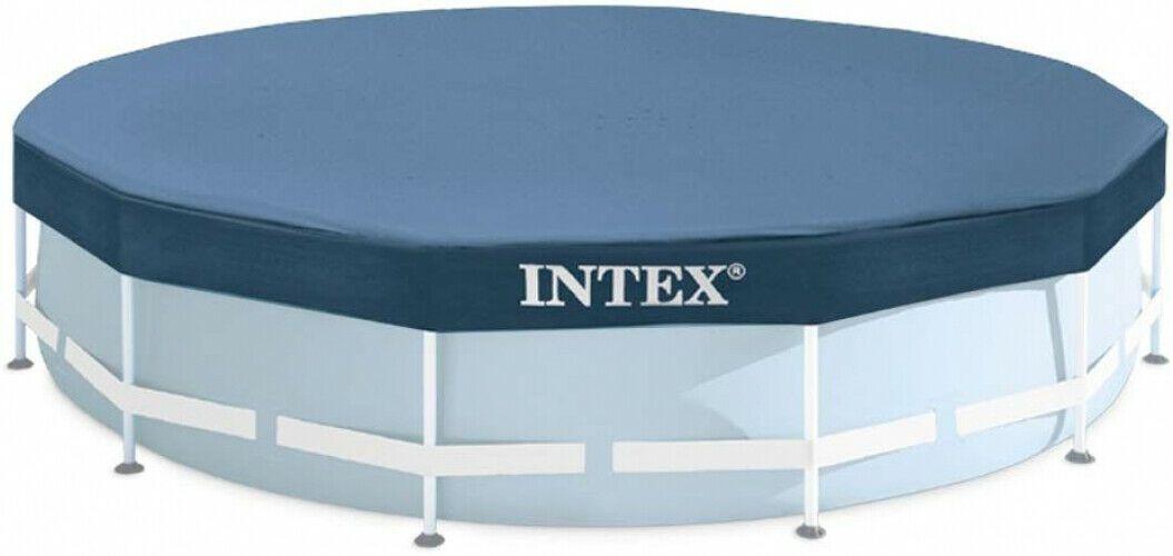 Intex 28030 Round Pool Cover Poolabdeckplane Ø 305 cm