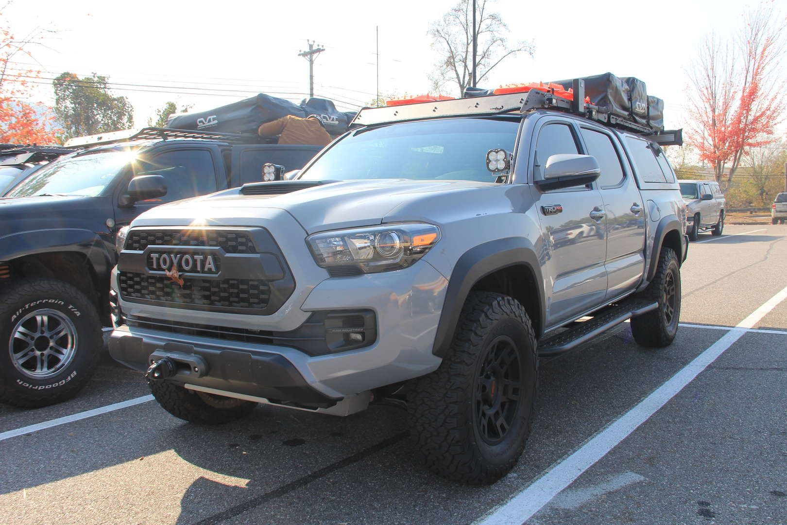 fully equipped 2017 toyota tacoma trd pro toyota 4x4 pinterest tacoma trd toyota tacoma. Black Bedroom Furniture Sets. Home Design Ideas