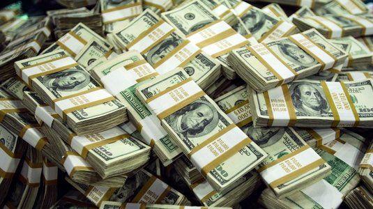 debt money image