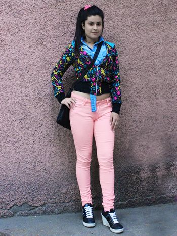Macarena González #vistelacalle #looks #streetstyle #fashion #modaurbana #moda #coolhunting #chile #santiago
