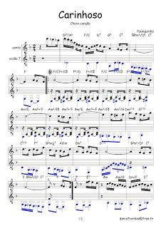 musica carinhoso pixinguinha