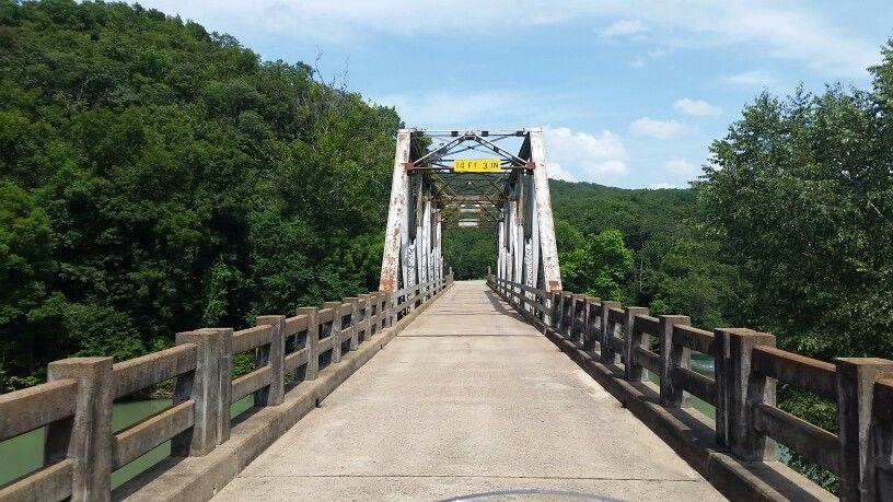 One Lane Bridge at Fort Douglas