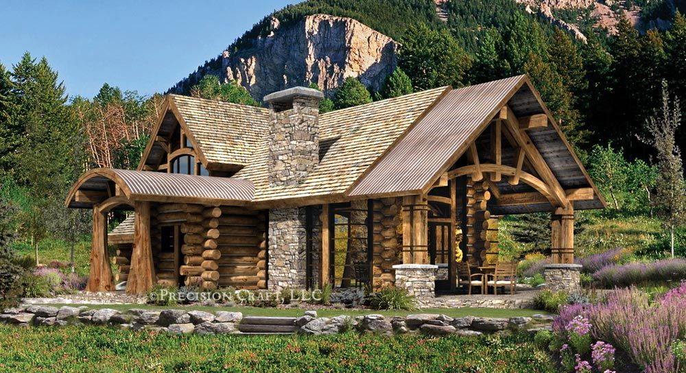 Log Home Floor Plans Loghome March Kerala Home Design