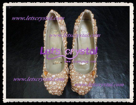 CL Champagne sex Hand made swarovski crystal diamond by linajoyce, $268.00