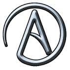 Imagini pentru atheist symbol