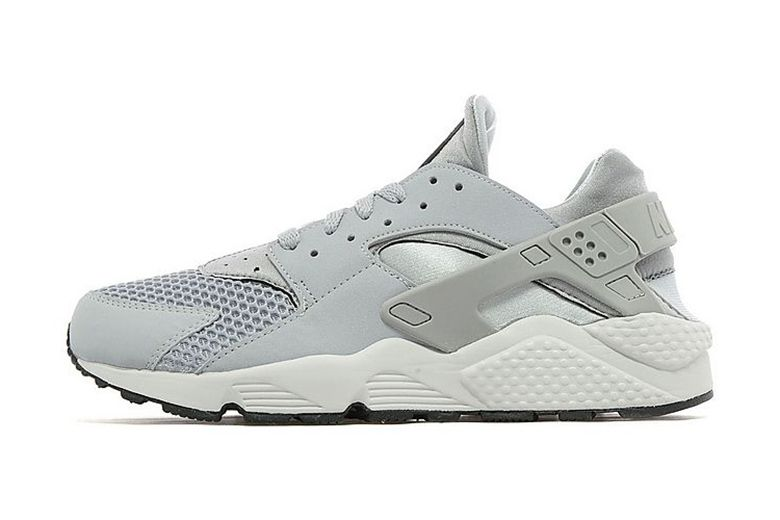 all gray huaraches
