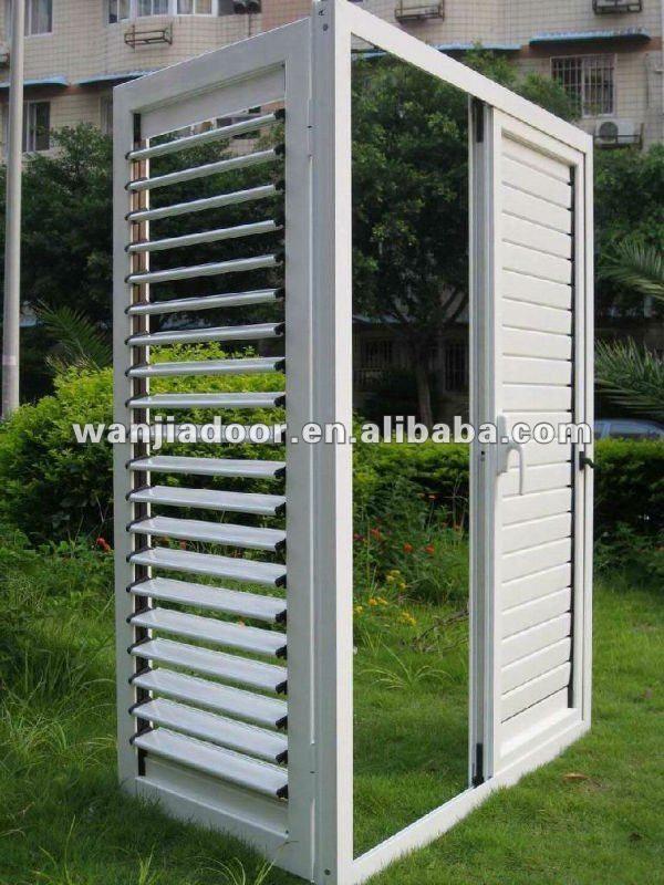 Jalousie Door | Breezway Louvers | Pinterest | Doors, Window Design And  Patios