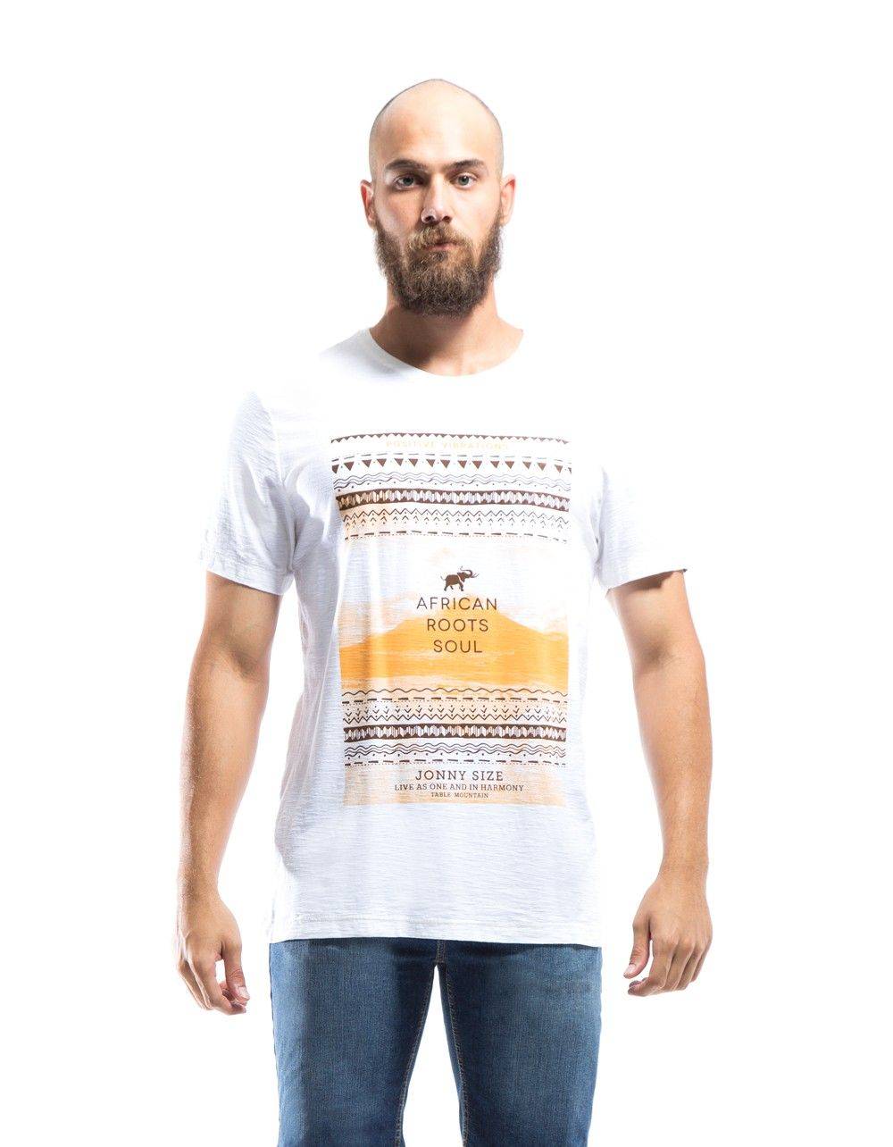 Camiseta Mc African Soul