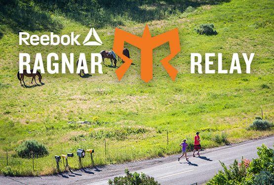 Ragnar Relay It's the final run for Reebok Ragnar Road