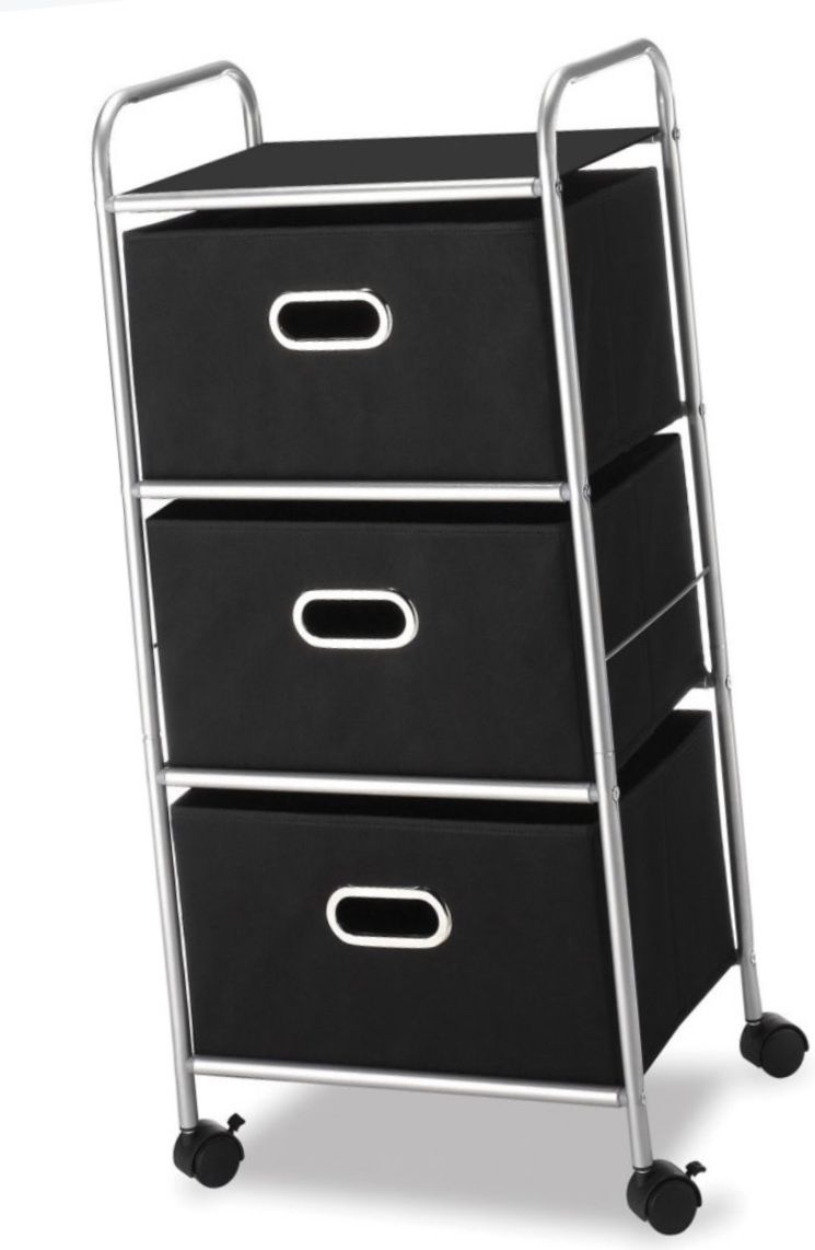 Nightstand And Storage Cart Options With Wheels For Your College Dorm Room Rolling Cart Storage Cart Drawers