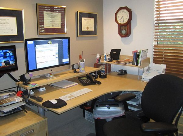 Office Room Decoration Ideas For Writers With Images Interior