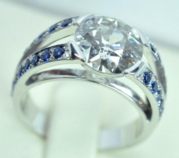 Bague diamant 400 euros