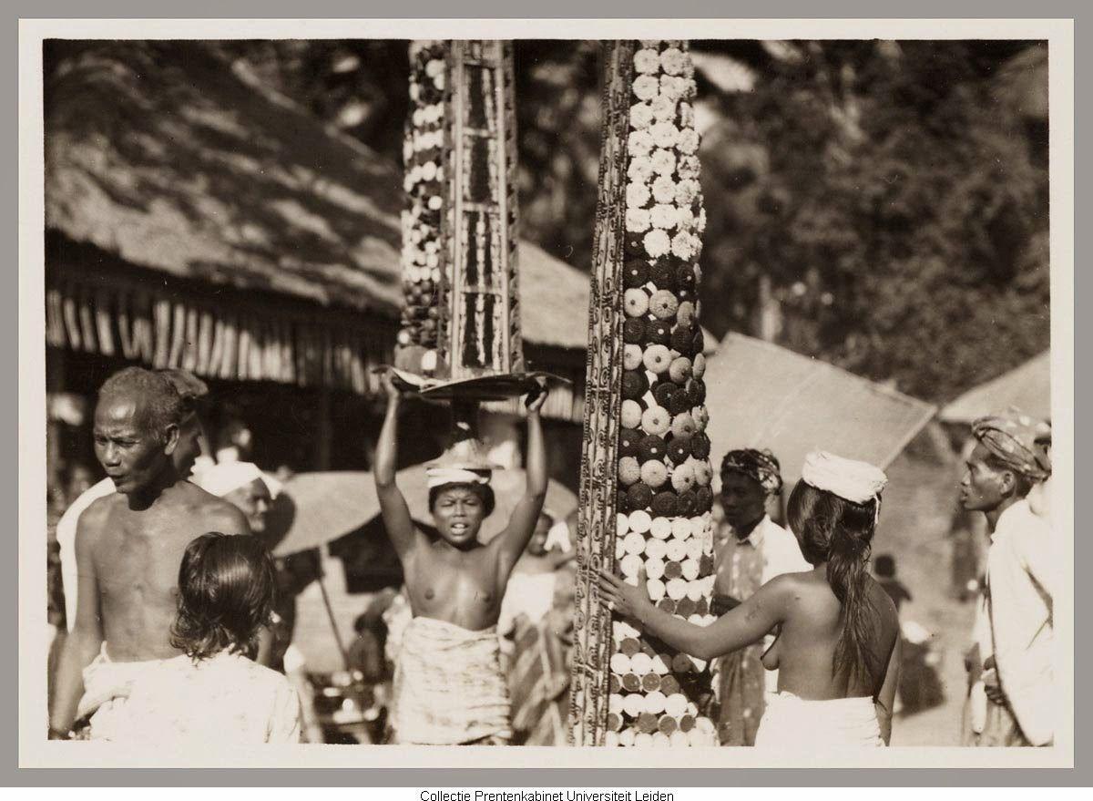 Kumpulan Koleksi Foto Tempoe Doeloe Gadis Bali Tahun 1910 Hingga ...