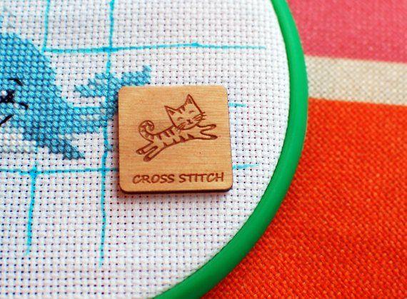 Large Magnetic Needleminder for needlepoint cross stitch NEW Custom Made