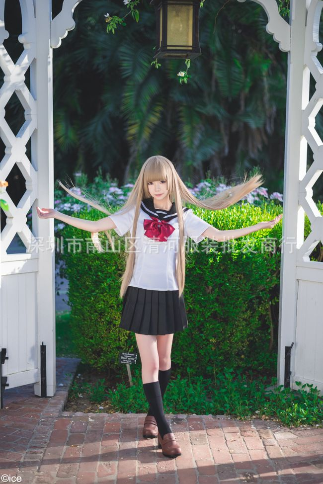 >> Click to Buy << Free shipping Blast of Tempest Fuwa Aika summer  Cosplay Costume #Affiliate