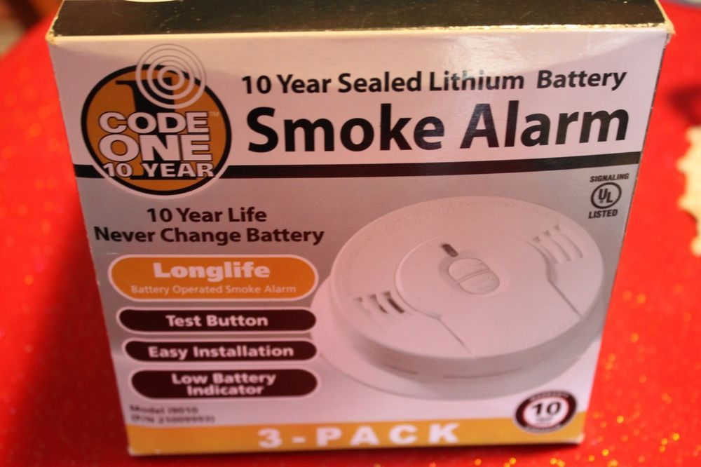 Smoke Alarm Smoke Alarm Ideas Smokealarm Firealarm Home Smoke Alarm Detector Sensor 10 Year Lithium Ion Battery Co Smoke Alarms Lithium Ion Batteries Alarm