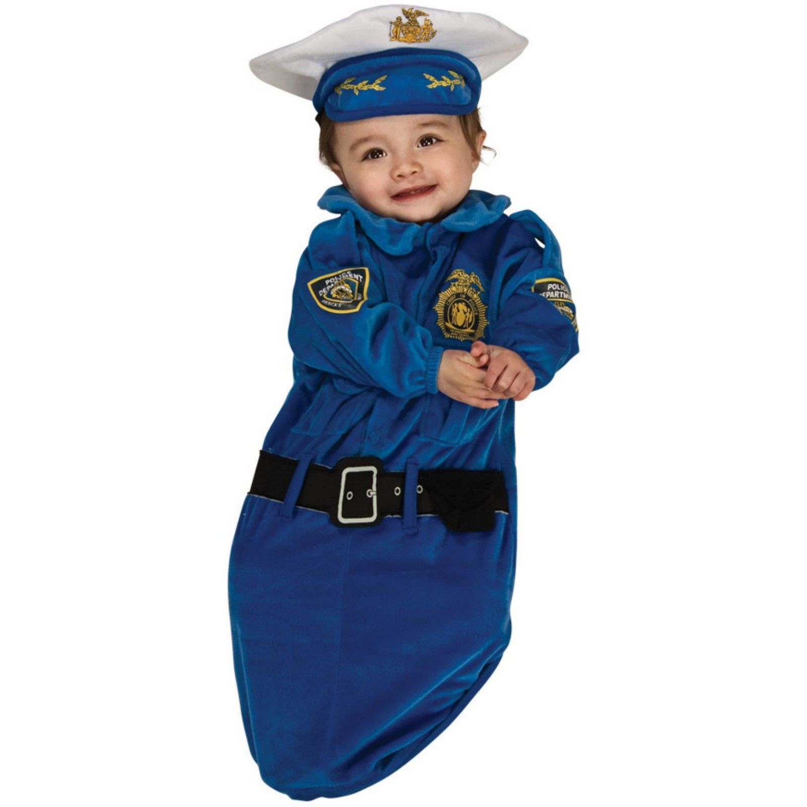 Yes Officer My License Infant Bunting Halloween