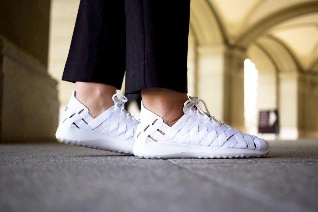 f051172b37bfe0 Nike Juvenate Woven 推出女生專屬全白配色