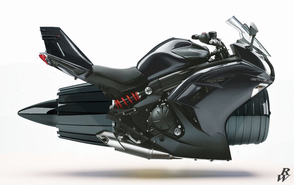 Jet Bike By Dwarf4r Deviantart Com On Deviantart Futuristic