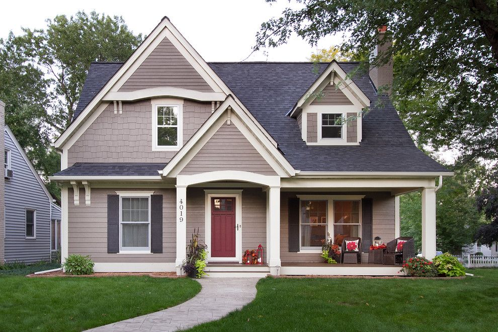 James hardie siding colors exterior traditional with beige - Exterior paint that lasts forever ...