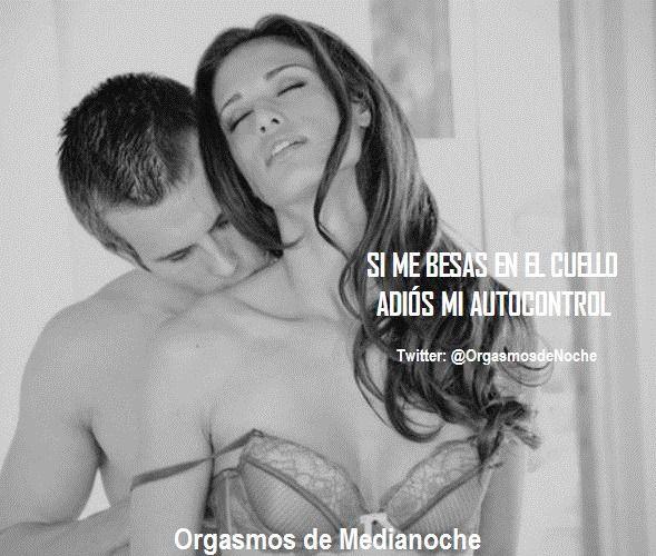 Pareja Español orgasmo