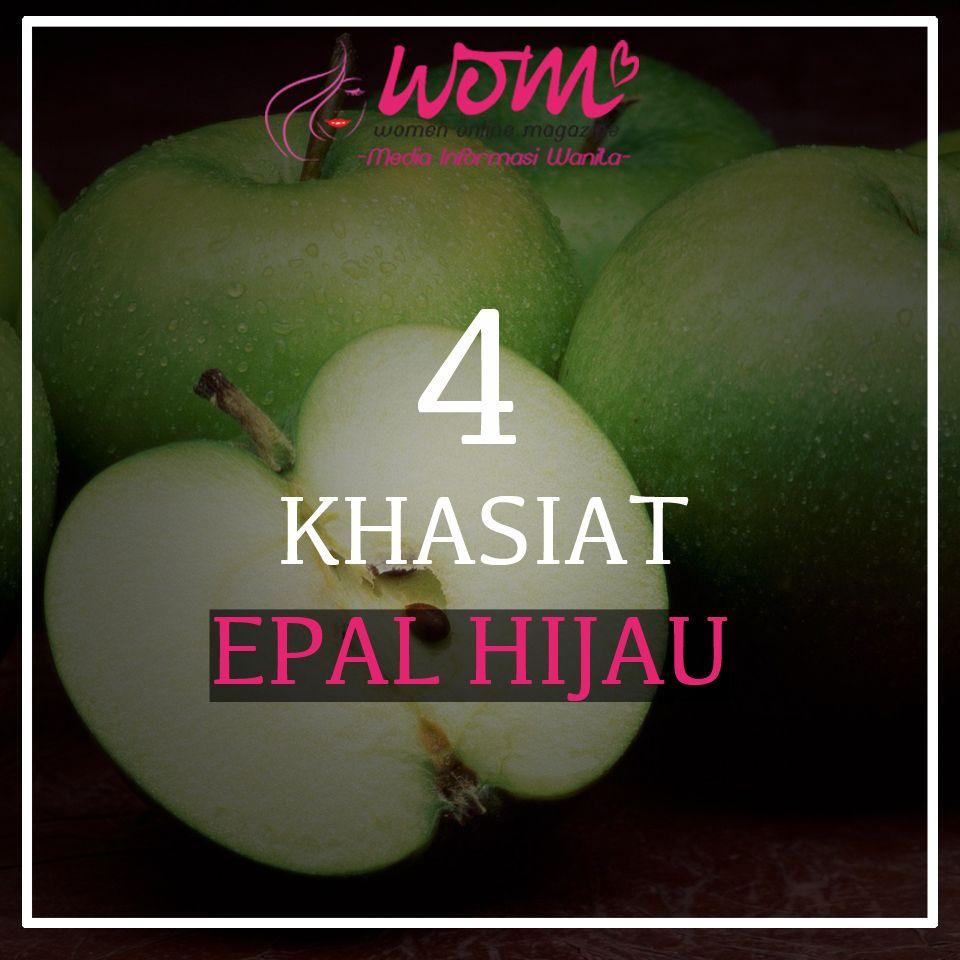 Tahukah anda bahawa sebiji epal mengandungi banyak khasiat buah untuk kesihatan. Bahkan epal juga digunakan sebagai buah-buahan 'favourite' untuk diet menurunkan berat badan.