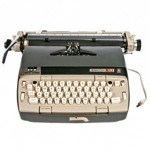 Smith Corona Electra 120 Type Writer