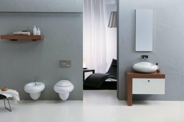 Gästebadezimmer Ideen ~ Stilvolle badeinrichtung moderne interpretation der