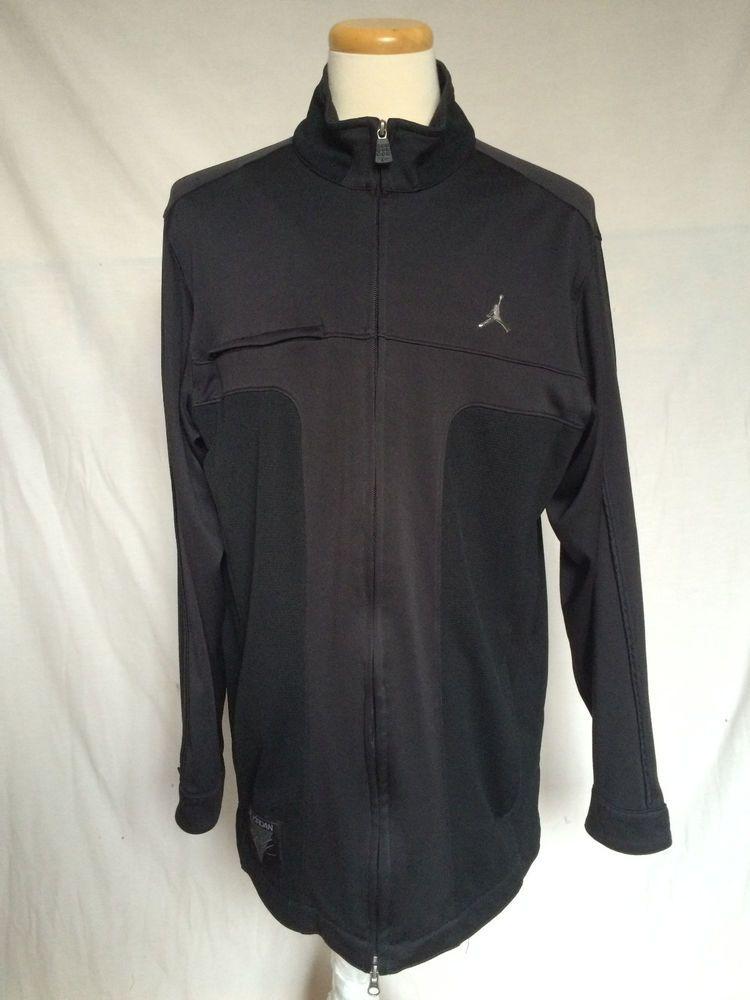 Nike Air Jordan Flight Track Jacket Windbreaker Jumpman