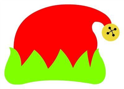 elf hat monogram topper svg svg s and more pinterest elf hat rh pinterest com elf hat clipart christmas elf hat clip art