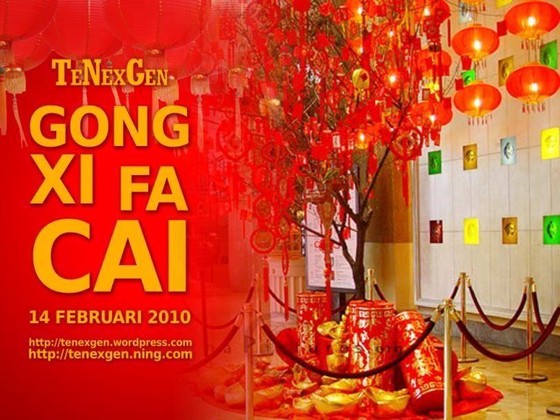 Gambar Ucapan Hari Raya Imlek Tahun Baru Cina Gambar Gambar