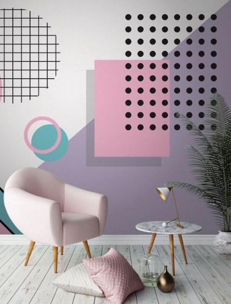 5 Πρωτότυποι τρόποι να βάψεις τους τοίχους του σπι