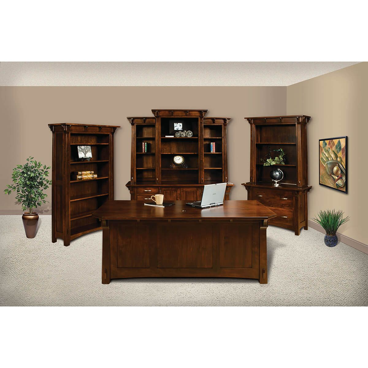 Furniture, Solid Wood Bedroom