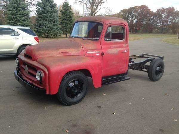 1953 international harvester r 130 vintage vintage trucks for sale IHC Pickup Truck 1953 international harvester r 130 vintage
